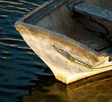 Fishing Boat ~ Peggy's Cove Nova Scotia by Roxane Bay