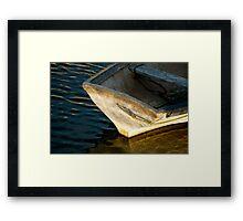 Fishing Boat ~ Peggy's Cove Nova Scotia Framed Print