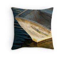 Fishing Boat ~ Peggy's Cove Nova Scotia Throw Pillow