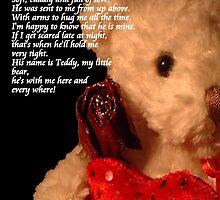 Teddy Poem © by Dawn M. Becker