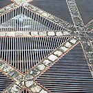Louvre Grates by nadinecreates