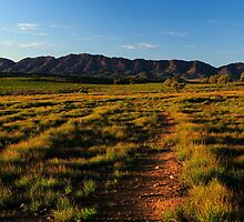 chase range south australia by stephen robertson