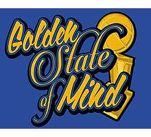 Champion State of Mind Photographic Print