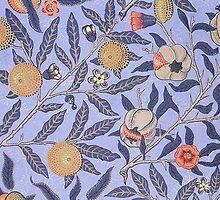Vintage Tropical Floral Pattern by sale