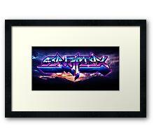 Synaptyx Logo Framed Print