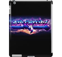 Synaptyx Logo iPad Case/Skin