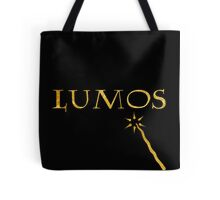 Lumos - Harry Potter's spells Tote Bag