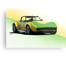 1969 Corvette L88 Production GT Metal Print