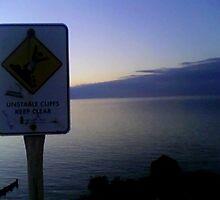 Danger! Beautiful Veiws Ahead! by Renee7