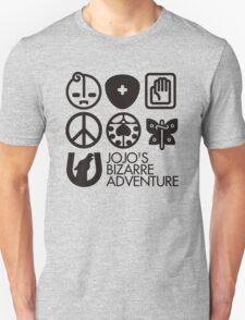 Jojo's Bizarre Adventure Symbols T-Shirt