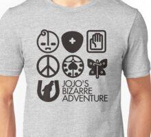 Jojo's Bizarre Adventure Symbols Unisex T-Shirt
