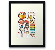 [Special Lucky Toy Box] Framed Print
