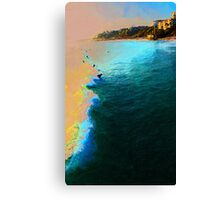 The Proving Ground, San Clemente, CA Canvas Print