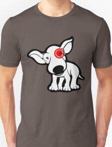 EBT Target Eye Patch Puppy Unisex T-Shirt