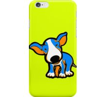 IrnBru English Bull Terrier Puppy  iPhone Case/Skin