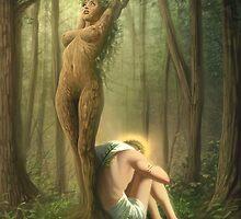 Apollo and Daphne by cgaddict