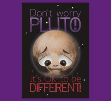 Don't worry, Pluto! by tudi