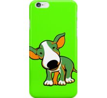 Irish Bull Terrier Puppy  iPhone Case/Skin