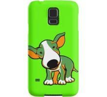 Irish Bull Terrier Puppy  Samsung Galaxy Case/Skin