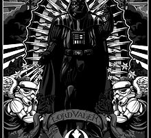Our Blessed Lord Vader by jimiyo