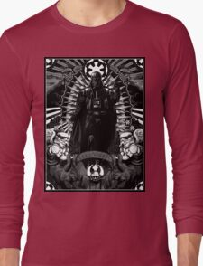 Our Blessed Lord Vader Long Sleeve T-Shirt