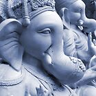 Lord Ganesha by thefinalmiracle