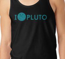 I <3 Pluto (tanktop) Tank Top