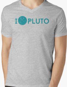 I <3 Pluto (tanktop) Mens V-Neck T-Shirt