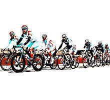 Giro d'Italia 2010 Photographic Print