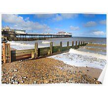 Cromer Pier  UK  Poster