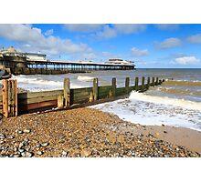 Cromer Pier  UK  Photographic Print