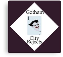 Gotham City Rejects Canvas Print