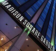 Madison Square Garden by Camillanne
