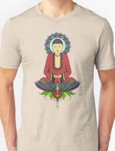 Electric Buddha Unisex T-Shirt