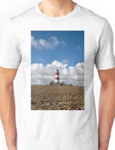 Happisburgh Lighthouse uk Unisex T-Shirt