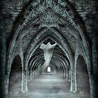 Haunted Abbey by Ann  Van Breemen