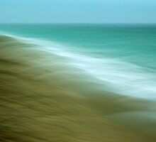Ocean by John R Math Photography