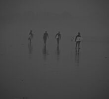 Abbey Surf by Jason Lee Jodoin