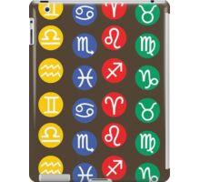 Zodiac Element Symbol  iPad Case/Skin