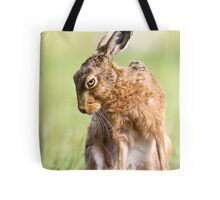 Summer Hare Tote Bag