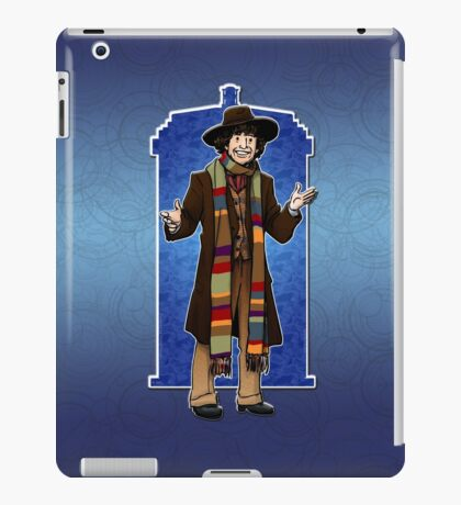 The Doctor - No. 4 iPad Case/Skin