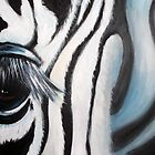 Zebra by Cherie Roe Dirksen