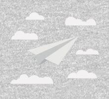Fly High One Piece - Long Sleeve
