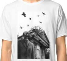 The Zombie Outside the Chapel Classic T-Shirt