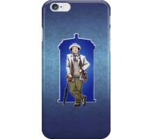 The Doctor - No. 7 iPhone Case/Skin