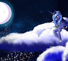 Princess Luna by KomachiSama