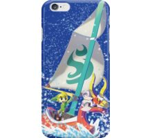 Voyaging ~ WindWaker iPhone Case/Skin
