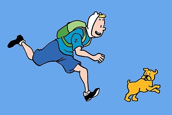 The Adventures of FinnFinn by bearsbearsbears