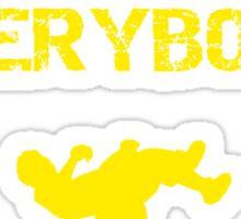 Pop - Up Powerbomb Everybody Sticker