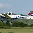 Piper PA-38 Tomahawk, G-BMVM by Colin Hollywood Photography